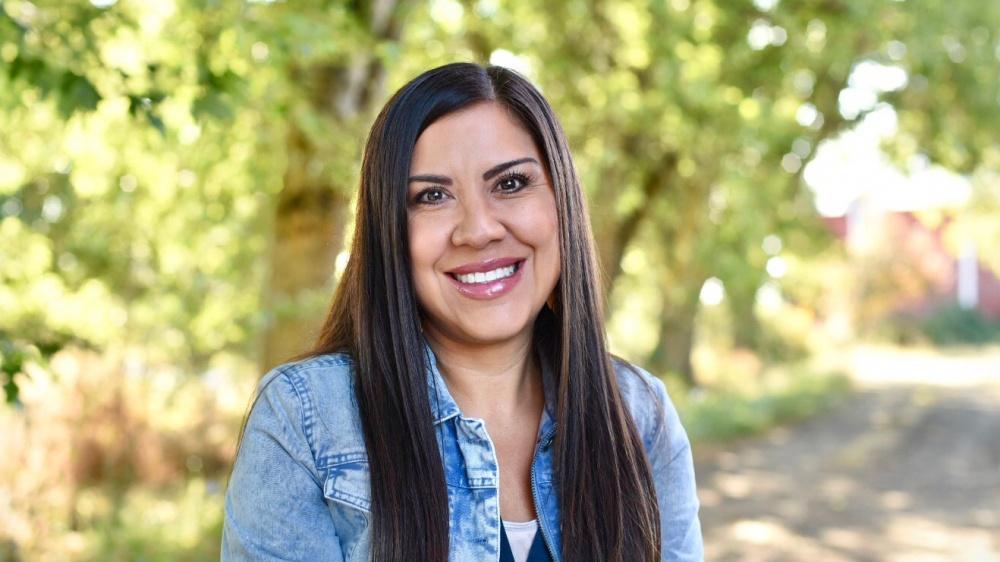 Nicole Butler-Hooton - Oregon 2021 Teacher of the Year